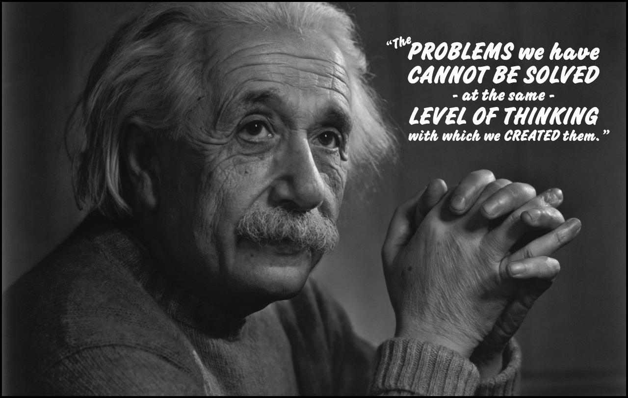 Einstein Problems Image